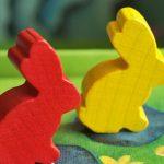 Juegos y actividades en tu baby shower