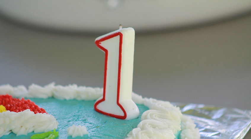 Consejos para el primer cumpleaños de tu bebé