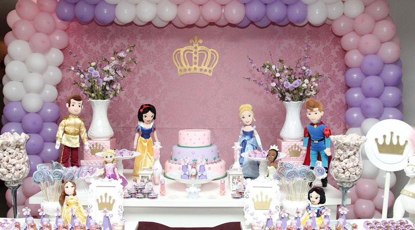 Temáticas de cine para fiesta de cumpleaños infantil