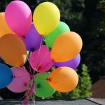 Cómo decorar una fiesta con globos