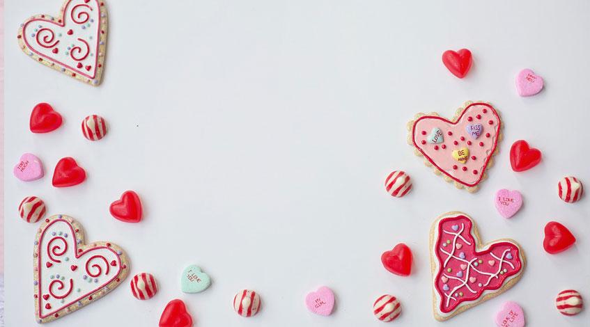 Cumpleaños en San Valentín