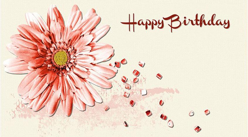 Cómo agradecer las felicitaciones de cumpleaños