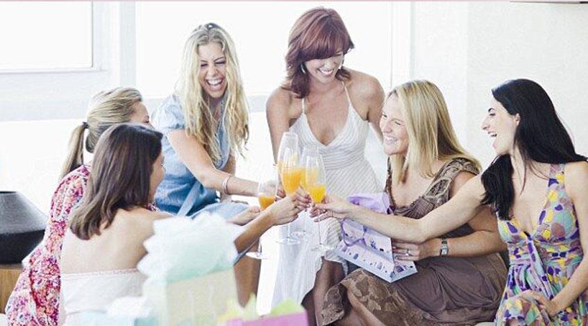 ¿Existen reglas de vestimenta en un baby shower madrid?