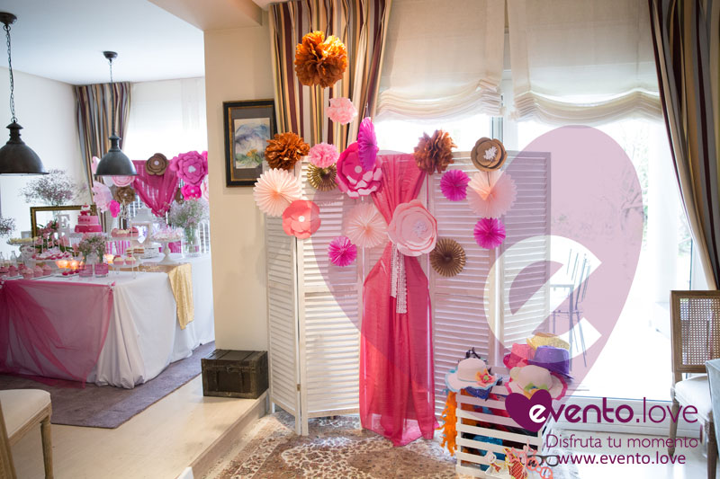 baby shower elena aravaca madrid