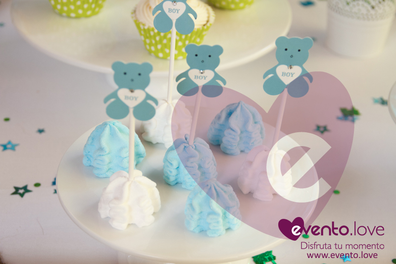 Decoracion De Nubes Para Baby Shower.Un Baby Shower En Las Nubes Para David Blog De Evento Love
