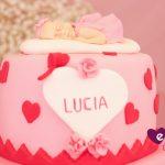 Un Baby Shower familiar y acogedor para la futura Lucía