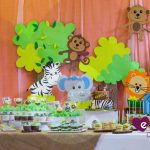 ¡Un Baby Shower de safari!