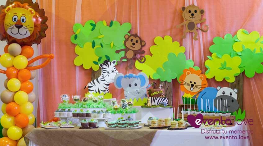 Baby Shower Safari Nino Decoracion.Un Baby Shower De Safari Blog De Evento Love