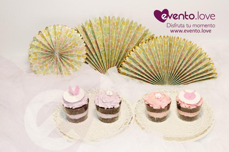 vasitos mesa dulce boda detalles mágica