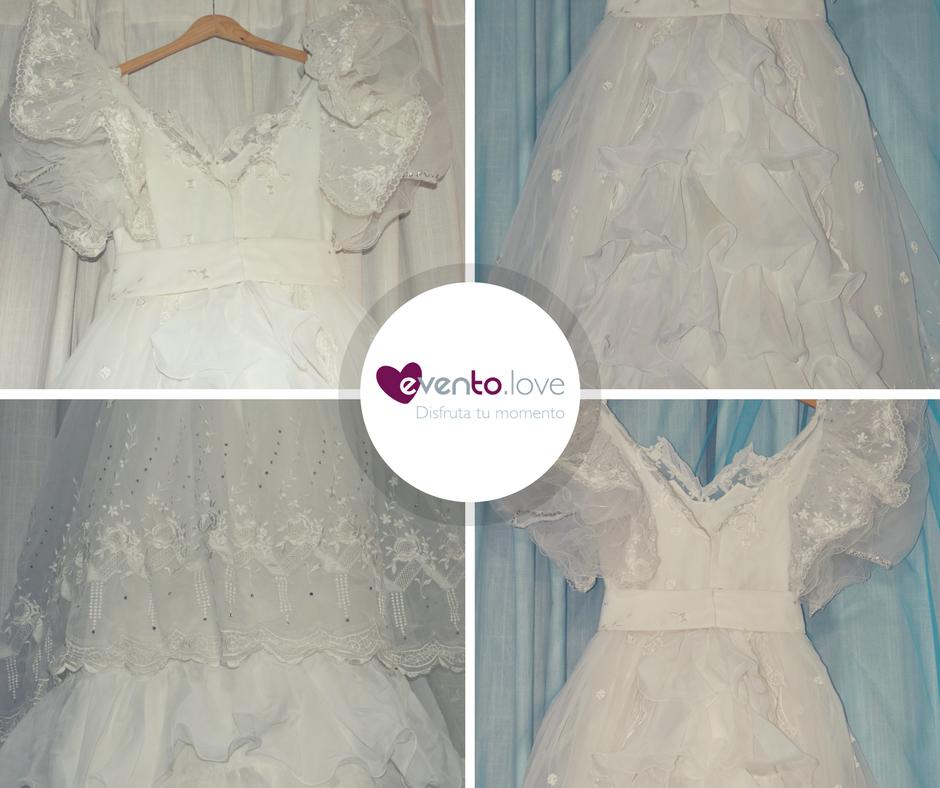 vestido novia boda detalles para una boda mágica