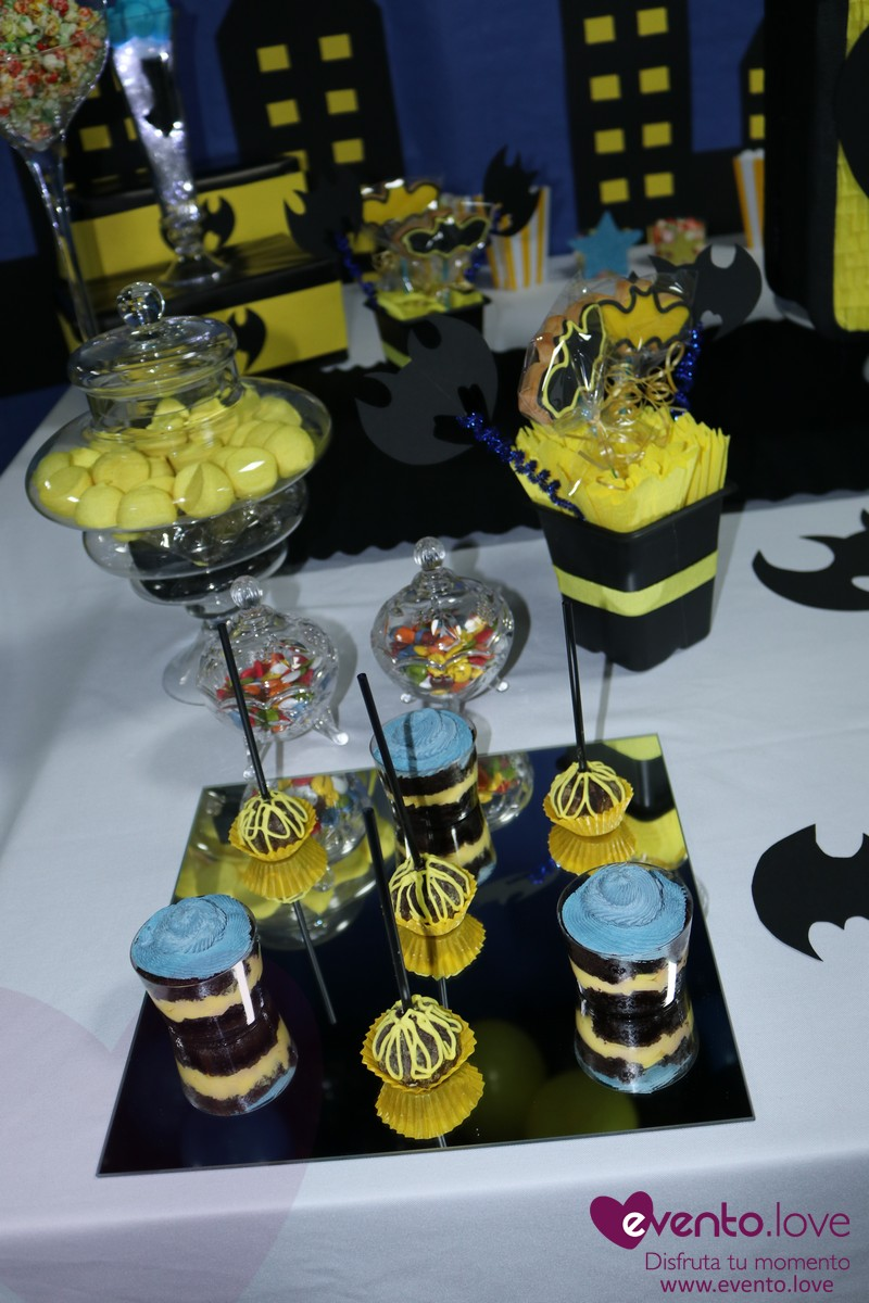 Un Cumpleanos Tematico Para Un Pequeno Batman Blog De Evento Love