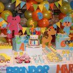 Doble cumpleaños sorpresa, ¡y un reto para la tarta!