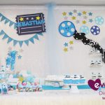 Un Baby Shower de cine para el pequeño Sebastián