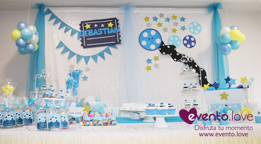 baby shower de cine