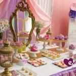 Un cumpleaños de princesa para la pequeña Isabella
