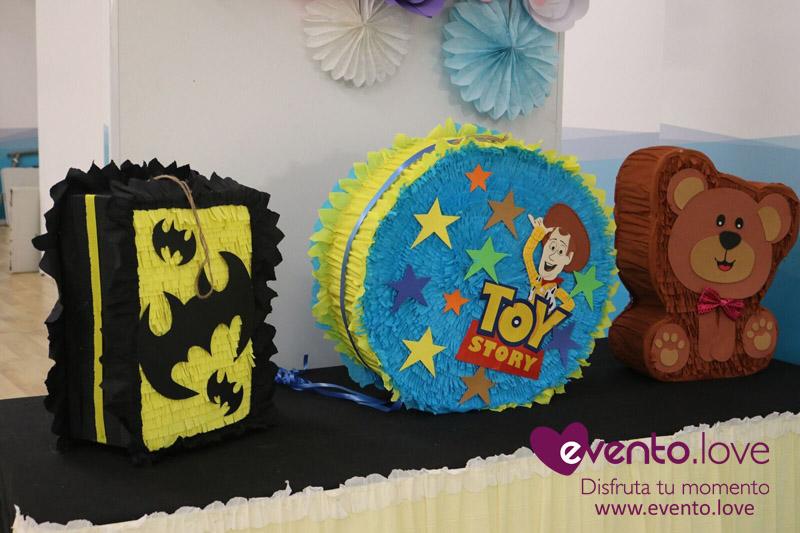 Piñata batman piñatas toy story osito fiesta cumpleaños infantil niños peques