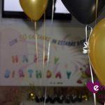 ¡El 50º cumpleaños sorpresa de Rafael!