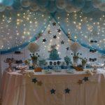 Baby Shower de Rodrigo: una fiesta de ositos, globos y estrellas