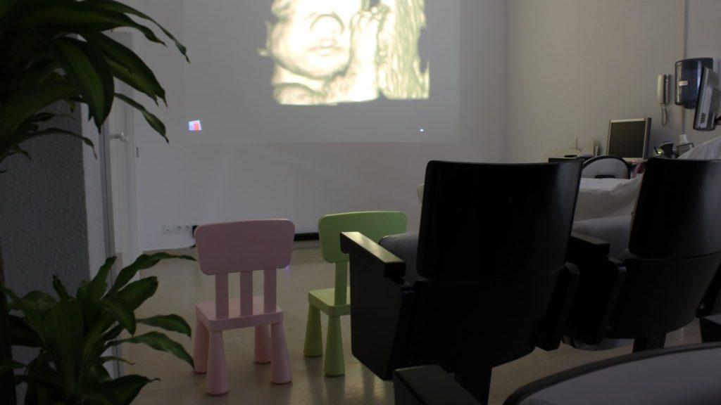 Evento Love te recomienda BabyCine para presentar a tu bebé en pantalla gigante ecografia emocional