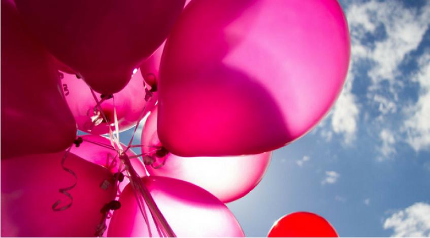 Consejos prácticos para organizar un cumpleaños temático globos