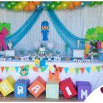 El primer cumpleaños de Ibrahim con Pocoyó