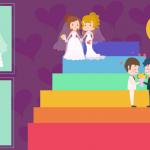 Matrimonio homosexual: bodas con mucho orgullo