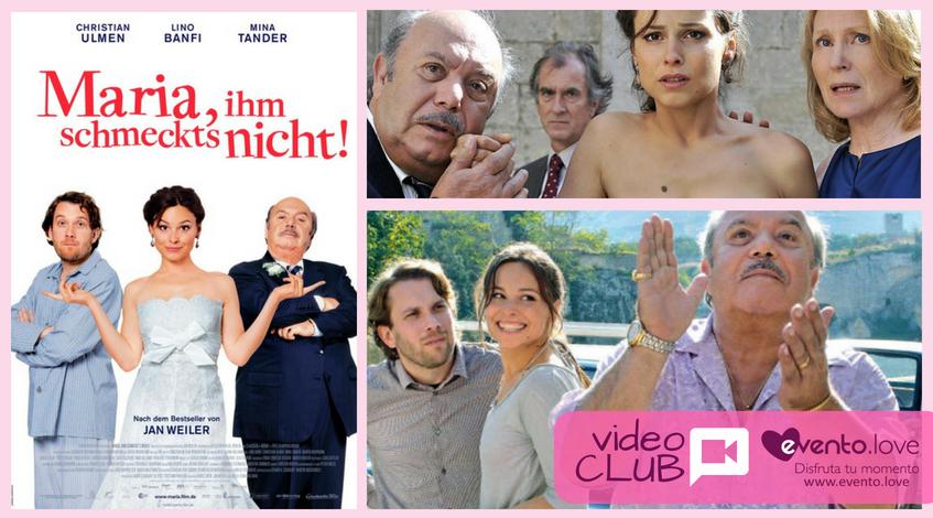 video club mi gran boda italiana pelicula nupcial padre novia Madrid videoclub cine film