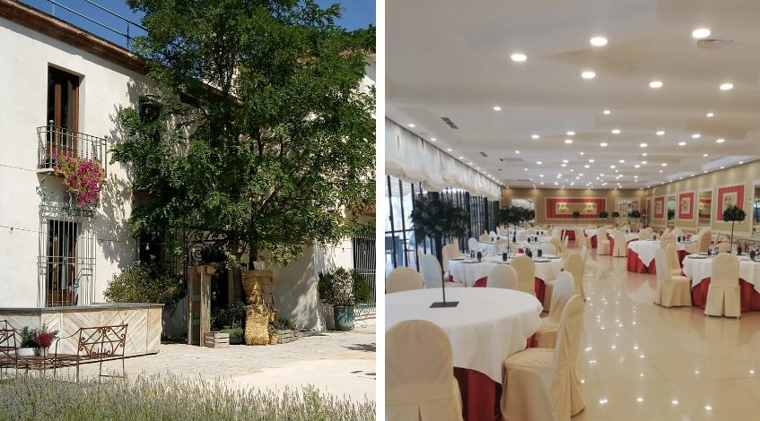 dónde celebrar la boda finca hotel salón madrid celebración organización eventos wedding planner espacios