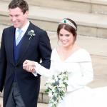 Nos colamos en la boda de Eugenia de York