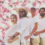 Nos colamos en…el baby shower de Kate Hudson