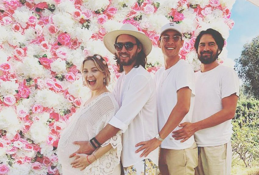 Baby Shower de Kate Hudson