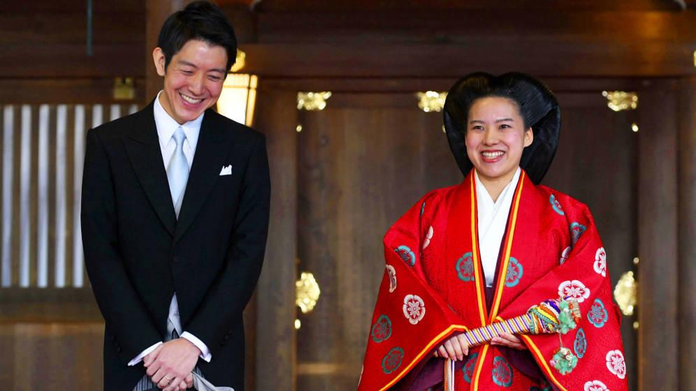 Boda Ayako de Japon