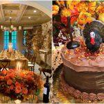 Nos colamos en las cenas de Acción de Gracias de los famosos