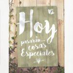 Frases divertidas y emotivas para la decoración de tu boda