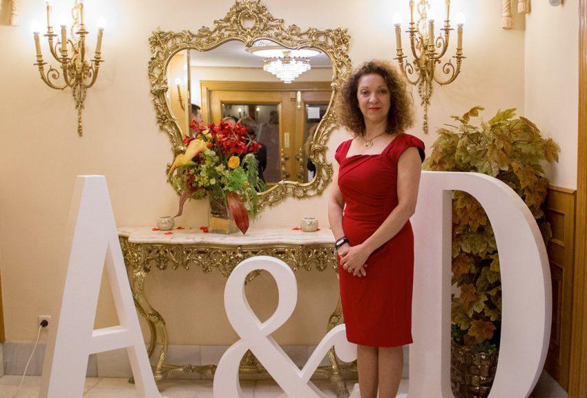 Contratar a una wedding planner
