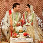 Nos colamos en la espectacular boda de la hija del hombre más rico de la India
