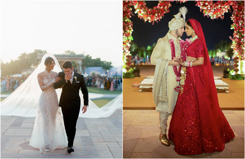 boda de Priyanka Chopra y Nick Jonas