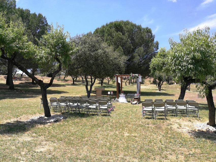 Timing de la boda