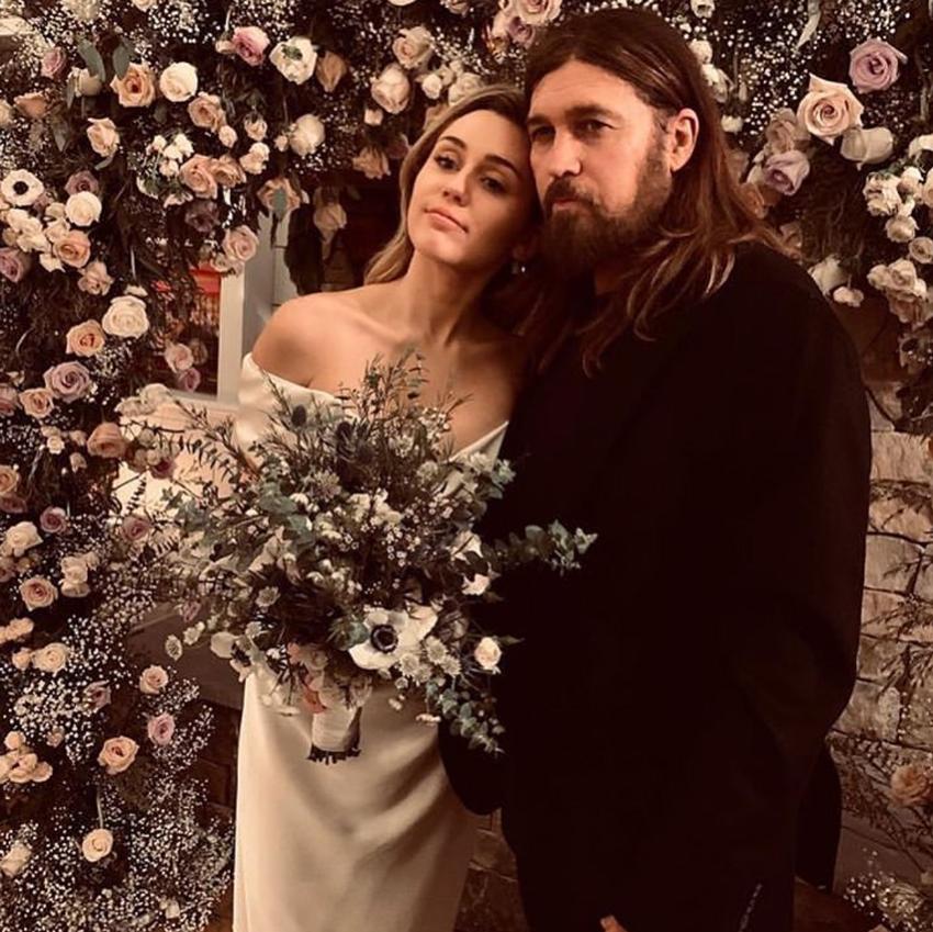 boda de Miley Cyrus