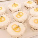 Cupcakes personalizados para la mesa dulce de tu boda