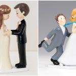 7 figuras para tu tarta de boda de las que te vas a enamorar