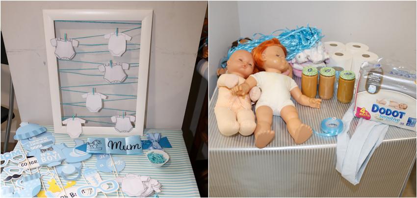 juegos para baby shower originales