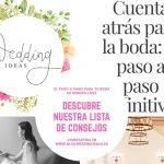 Nuestra guía definitiva para la organización de una boda, publicada en Wedding Ideas
