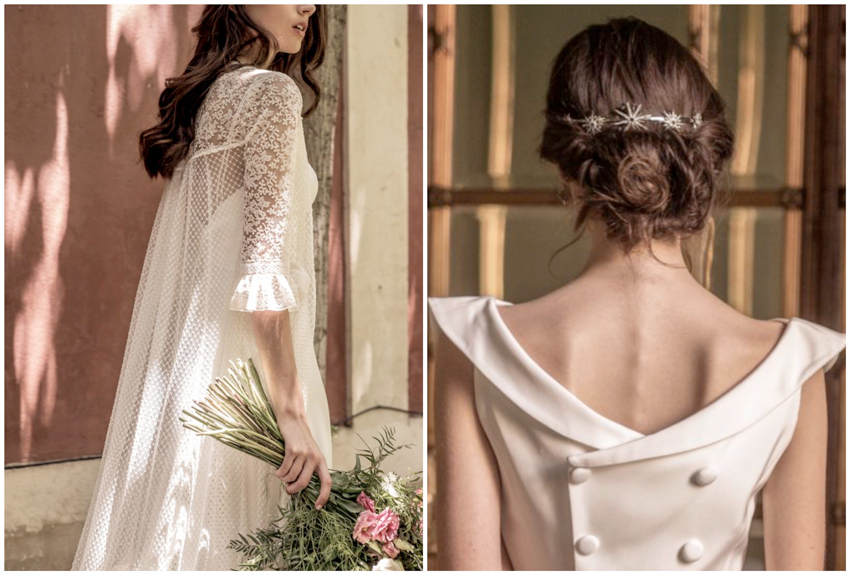 Vestidos de novia en Madrid
