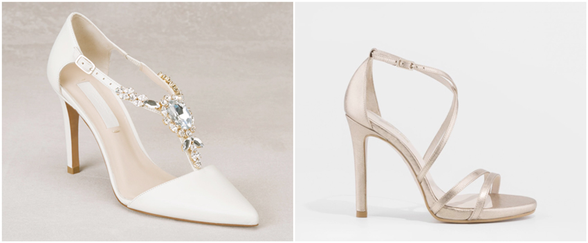 10 zapatos de novia en tendencia Blog de Evento.love