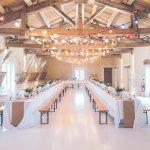 Cómo organizar y decorar el banquete de boda