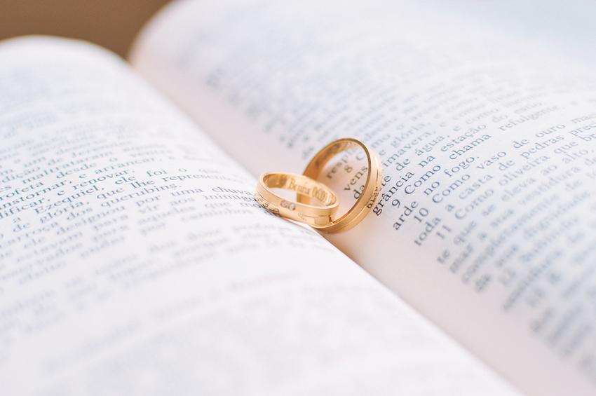 Votos matrimoniales románticos y originales
