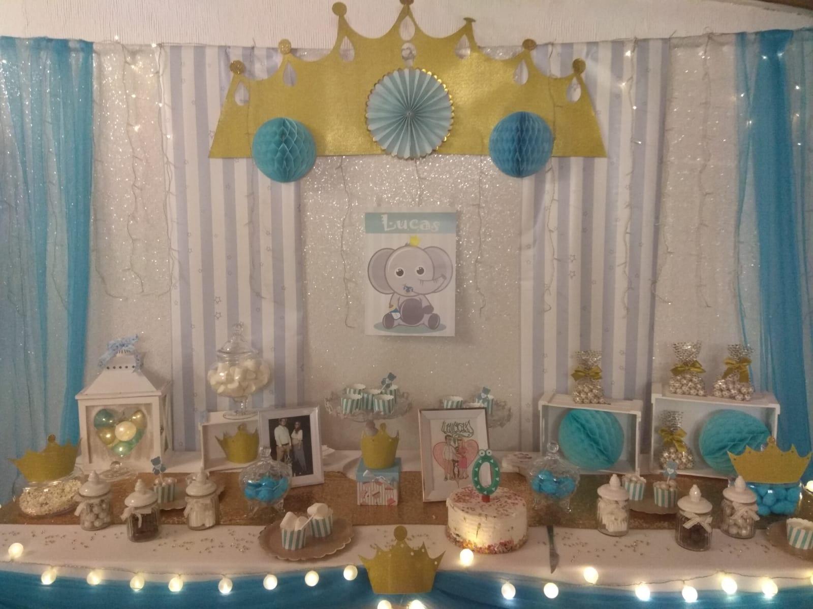 baby shower celeste