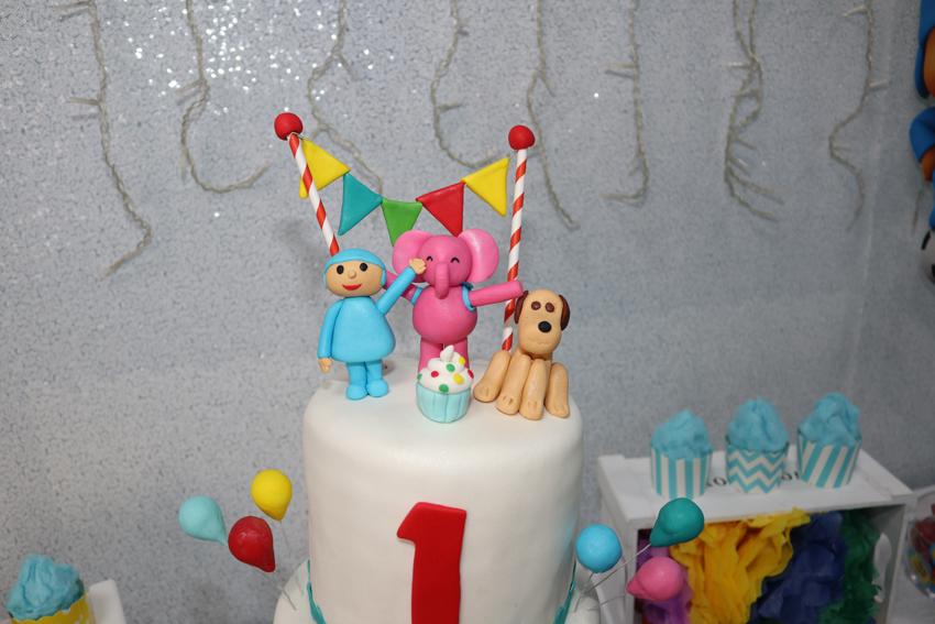 Cumpleaños de Pocoyó