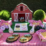 Cumpleaños granjero